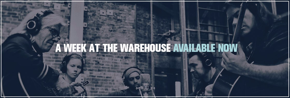A Week at The Warehouse, available now!